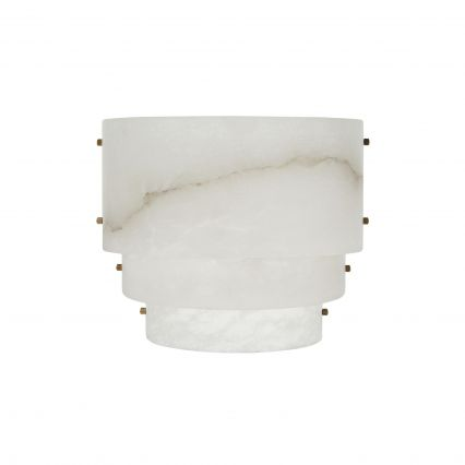 Cleo Alabaster Wall Sconce