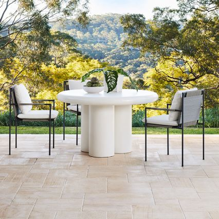 Anchorage Concrete Dining Table