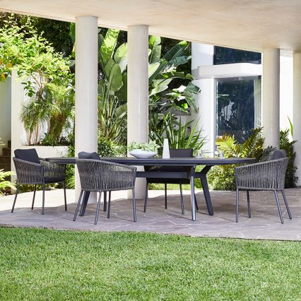 Malibu Outdoor Extension Dining Table