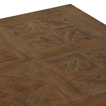 Provence Parquetry Extension Dining Table