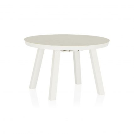 St Martin Outdoor Round Extension Ceramic Dining Table